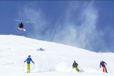 Winter Tourism in Kashmir