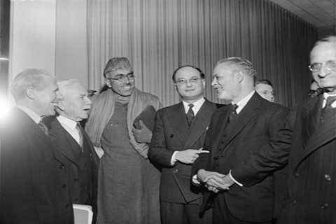 Kashmir, UN and 'Papa' Abdullah