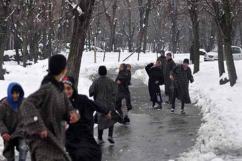 Ease for now; but widespread rains, snow forecast from Jan 22