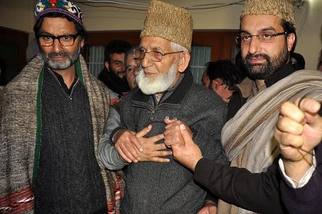 Resistance leaders to stay in Kashmir this winter