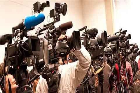 Director Information discusses empanelment of electronic media