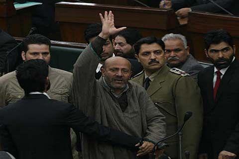 PDP led govt atrocious: Er Rashid