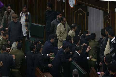 Legislators corner Govt over its 'failure' to address crisis in Kashmir, Chenab Valley