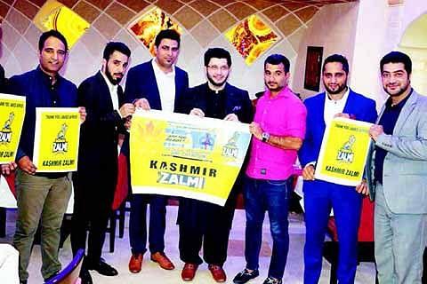 Kashmir team to play in Zalmi World Cup