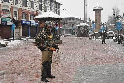 Kashmir shuts on January 26