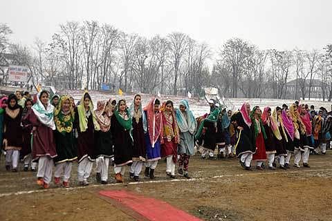 68TH R-DAY FUNCTIONS HELD ACROSS KASHMIR