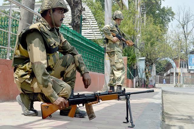 BSF runs 2  pilot projects to test border guarding technologies
