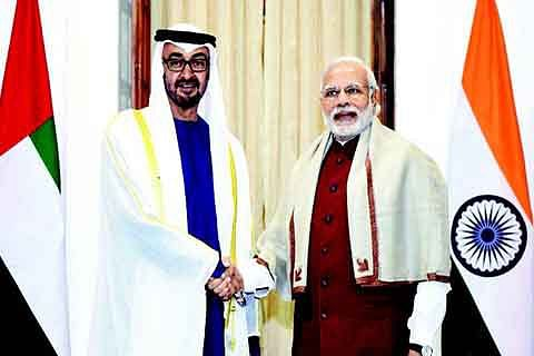 India-UAE to increase bilateral trade by 60% in 5 years