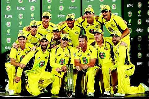 Australia thrash Pakistan in 5th ODI with highest-ever total at Adelaide