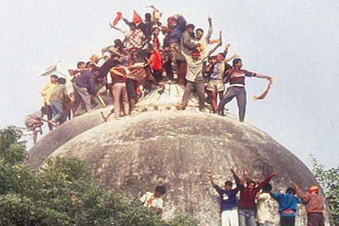"""BJP will construct Ram temple under constitutional ambit"""