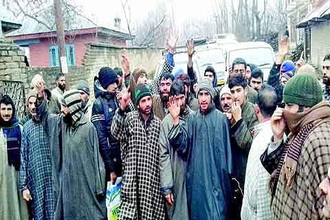 Kashmir aghast over power failure
