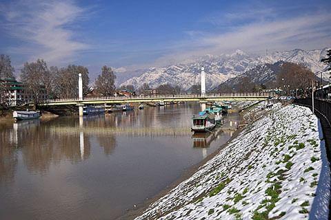 'Beautification of Jhelum banks apace'