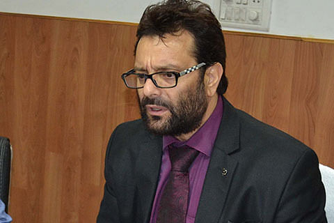 PDP MLA in House: 'India feeding poison to people of JK'