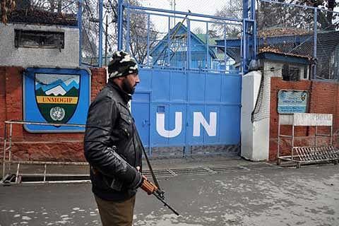BJP MLA wants UN office 'removed' from Srinagar