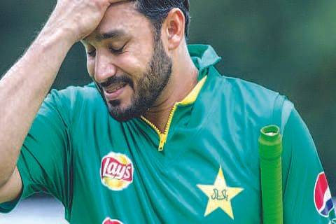 Fans taunt Pakistan's under-fire ODI skipper