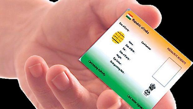 UIDAI warns against agencies printing plastic Aadhaar cards