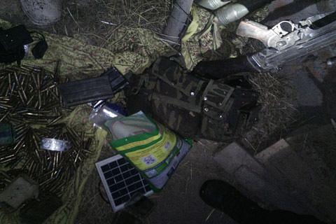 Militant hideout busted in Shopian village