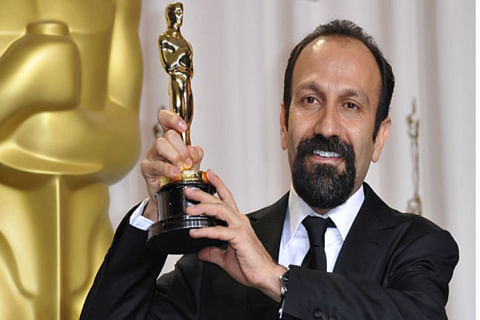 """Iranian filmmaker to give Oscars a miss to protest """"Trump Muslim ban"""""""
