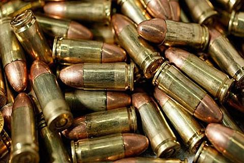 5 pistols, 10 magazines recovered from Teetwal in north Kashmir's Kupwara