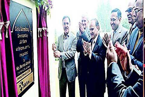 J&K Bank CSR initiative in Balgran Jammu