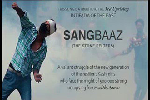 Pak army releases video song 'Sangbaaz'