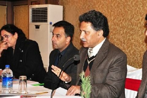 Khurshid Ganai appointed Chief Information Commissioner