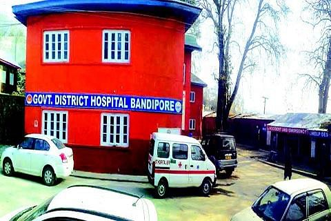 'In the name of salary, officials loot DH Bandipora'