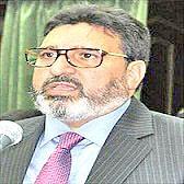 Altaf Bukhari for installation of solar lights in schools