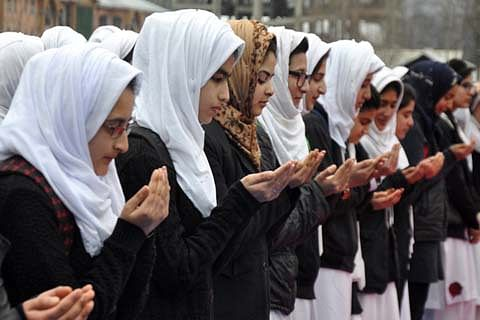 Scheme for Girls education hits roadblock in J&K