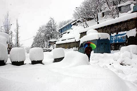 Bad weather forces closure of Doda schools