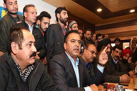 AJKPC not to support any political party in by-polls