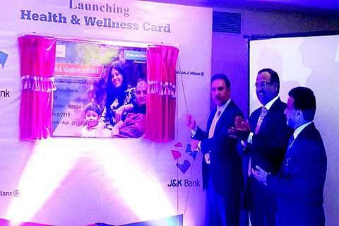 Parvez Ahmed launches Bajaj Allianz Health and Wellness Card