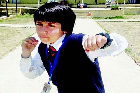 Kickboxing star Tajamul slams govt for lack of facilities