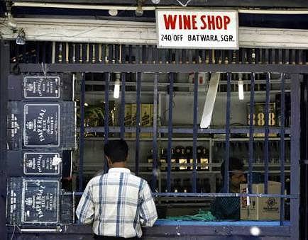 BJP MLA demands ban on sale of liquor in JK