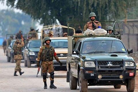 Eight killed after gunmen attack Pakistan checkpost along Afghan border