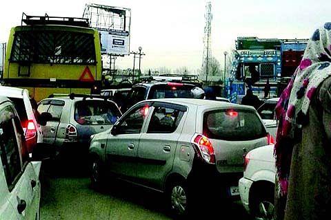 Encroached roads create chaos in Bhadarwah town