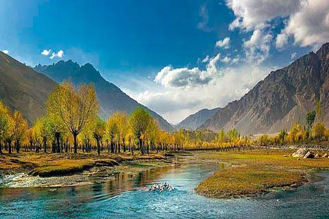 Kashmir: Northern Frontier