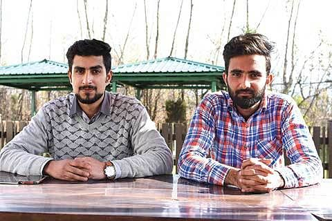 Srinagar duo's passion for animals transforms into a pet clinic