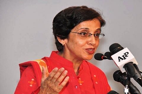 Pak's first-ever woman FS takes charge