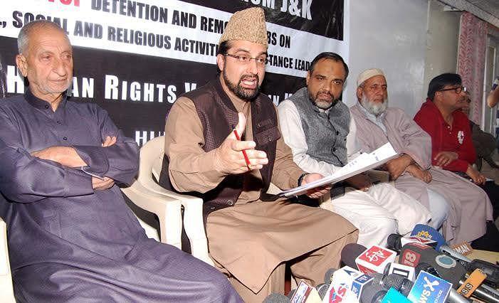 Govt adopting aggressive approach towards resistance leadership: Hurriyat (M)