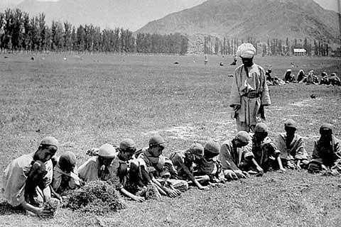 Glorifying tyranny:  Kashmir and three Continents