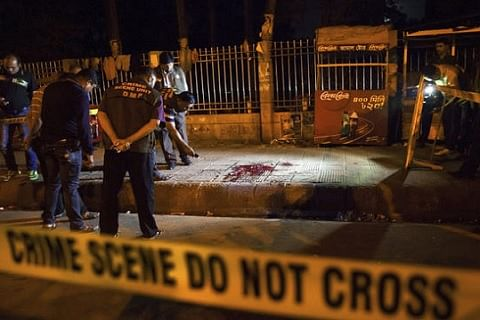 Six killed, scores injured in blasts in Bangladesh