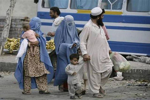 Muslim migrants and refugees