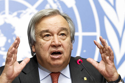 11bn doses needed to vaccinate 70% of world to end COVID-19: UN chief