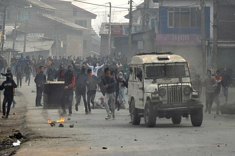 New Delhi to introduce new rubber-based shots to deal with Kashmir protesters