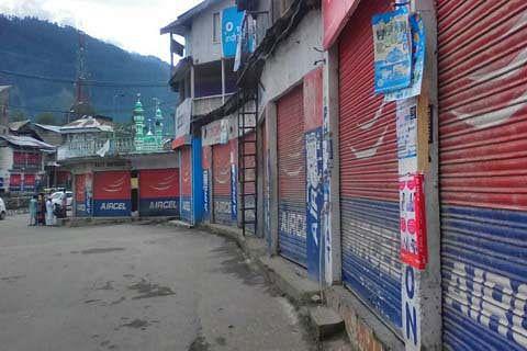Strike called in Chenab Valley against Kashmir killings