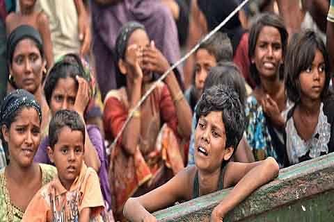 Treat Rohingiyas issue on humanitarian grounds: Al-Huda trust