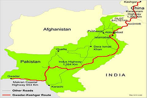 China's CPEC investment in Pakistan reaches $62 bn