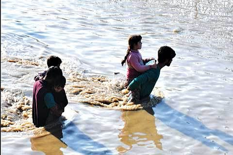 Hit by floods, Kalani people face Govt 'indifference'