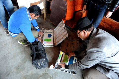 Nearly two per cent voter turnout in Budgam re-polls